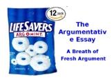 AP Language Argumentative Essay PowerPoint