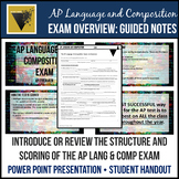 AP English Language & Composition Exam Overview: Presentation and Guided Notes