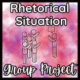 AP Language Project for Rhetorical Analysis Basics