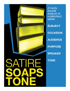 SOAPStone Notes to Understand Satire