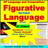 AP Language and Composition, Figurative Language
