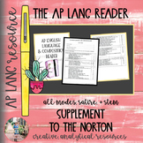 AP English Language and Composition Supplementary Reader