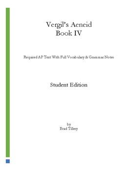 AP Latin: Aeneid Book IV