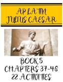 AP Latin Caesar Book 5.37-48 Activity Set