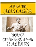 AP Latin Caesar Book 5.37-48 Activity Set
