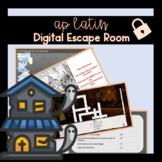 AP Latin Caesar Haunted House Escape Room