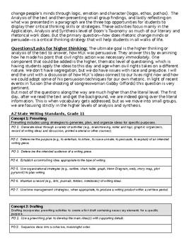 AP Lesson Plan for Letter from Birmingham Jail