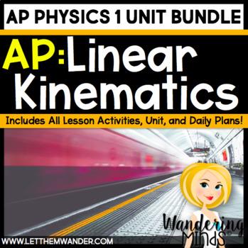 AP Linear Kinematics: Full Unit