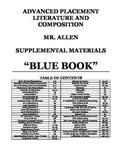 AP Lit & Comp Supplemental Materials