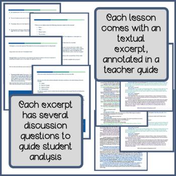 AP Lit Prose Analysis Weeklong Unit Bundle
