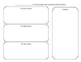 AP Lit Study Sheet