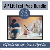 AP Literature Test Prep Unit - Two Week Unit