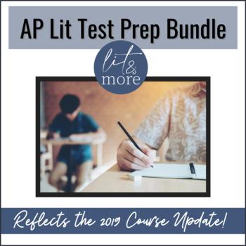 AP Literature Test Prep Unit