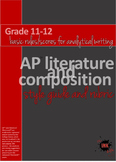 AP™ Literature Basic Rules and Rubric for Analytical Writing