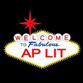 AP Literature Introductory BUNDLE
