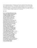 AP Literature Essay Prompt: Hecate Speech from Macbeth