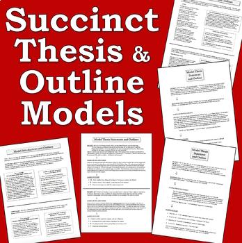 AP Literature Essays & Study Tips Sheets BUNDLE