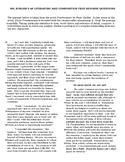 AP Literature Frankenstein Prose Essay