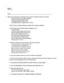 AP Literature Macbeth quiz bundle (open-ended)
