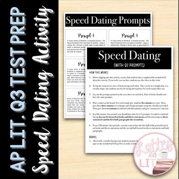nopeus dating testi