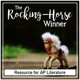 """AP Literature Short Story Resource: """"The Rocking-Horse Win"""