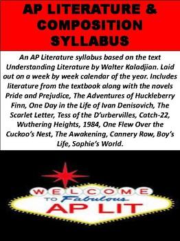 AP Literature Syllabus