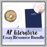 AP Literature Writing Resources: Preparation for the Q1, Q