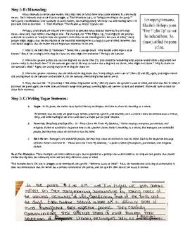 AP Literature and Composition Fourth-Quarter Essay Prep