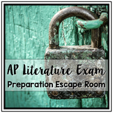 AP Literature and Composition Test Preparation Updated Esc