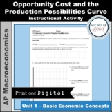 AP Macro - Opportunity Cost and PPC Instructional Activity