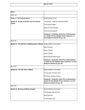 AP Macroeconomics Syllabus