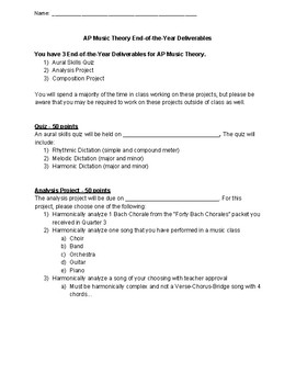AP Music Theory End-of-Year Projects (3)