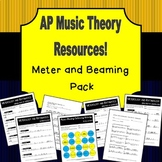 AP Music Theory Meter Pack