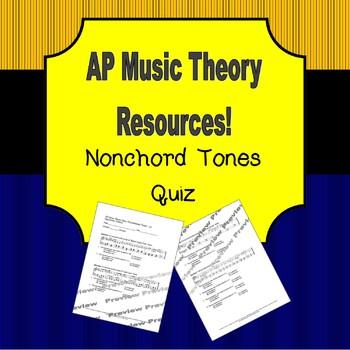 Music theory score analysis