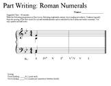 AP Music Theory - Part Writing 7-Pack Bundle!