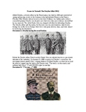 AP Nationalism: France in Turmoil: The Dreyfus Affair DBQ