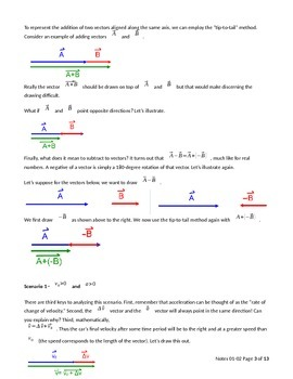 AP Physics 1 One dimensional horizontal kinematics (set 0103 teacher version)