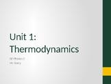 AP Physics 2 - Thermodynamics - Class Notes