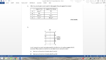 AP Physics Review Exams & Tests x 26 Assessments and Answer Keys