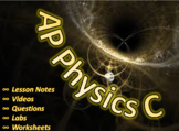AP Physics C - Rotational Dynamics Unit