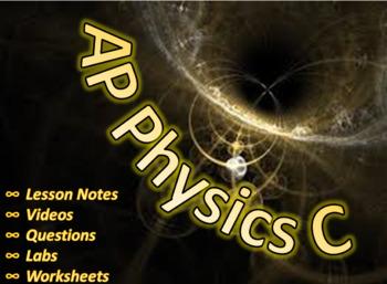 AP Physics C - Rotational Energy