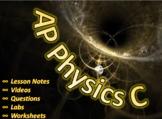 AP Physics C - Work (Part 1 - W = Fr)