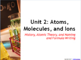 AP Power Point and Guided Notes: Atomic Structure, Naming, and Formula Writing