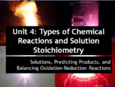 AP Power Point and Guided Notes: Solution Stoichiometry and Chemical Reactions
