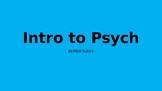 AP Psych review q & a slides
