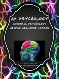 AP Psychology - Abnormal Psychology Graphic Organizer Lesson