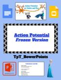 AP Psychology Action Potential- Frozen Version!