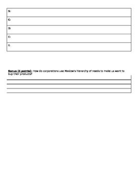 AP Psychology Chapter 11 Quiz - Motivation