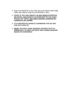 AP Psychology Chapter 6 Sensation and Perception 3 Week Bundle