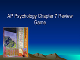 AP Psychology Chapter 7 States of Consciousness Review Gam